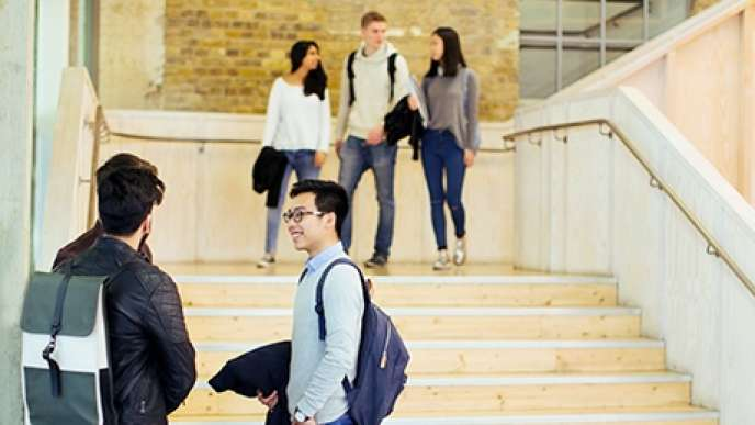 Le campus londonien de Hult Business School.