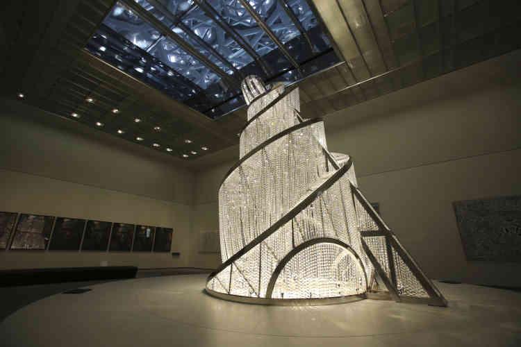 Le Louvre Abu Dhabi lancera son programme d'expositions temporaires en décembre.