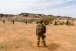 Forces maliennes durant la première opération, le 5 novembre.