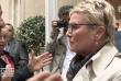Elise Lucet dans le documentaire«Mon président est en voyage d'affaires» diffusé le 7septembre 2015 sur France 2.