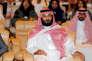 Mohammed Ben Salman, le prince héritier d'Arabie saoudite, à Riyad, le 24 octobre.