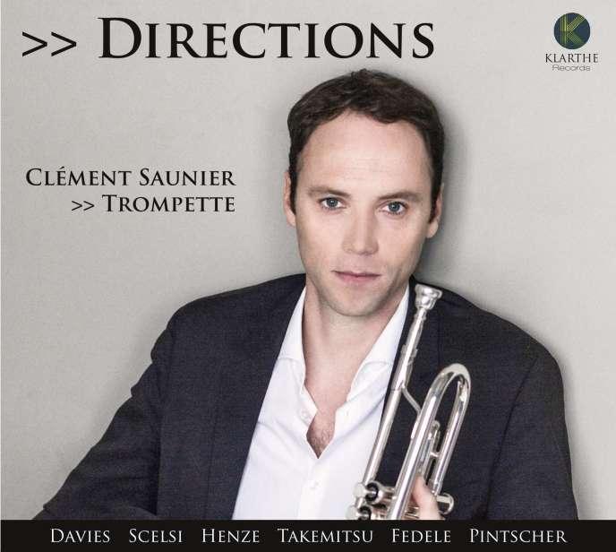 Pochette de l'album«Directions», de Clément Saunier.