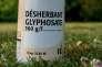 Le glyphosate est le pesticide le plus utilisé au monde.