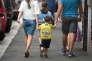 Une analyse publiée en2013 a montré que dans 80% des cas, les parents sont d'accord sur le futur mode de garde avant d'arriver chez le juge.