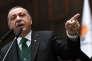 Le président turc, Recep Tayyip Erdogan, le 7 novembre à Ankara.