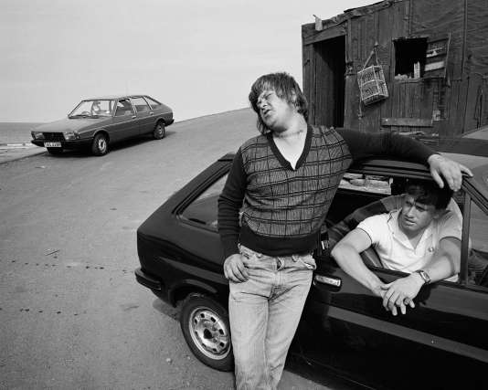 Chris Killip, « Bever, Skinningrove, North Yorkshire », 1980.