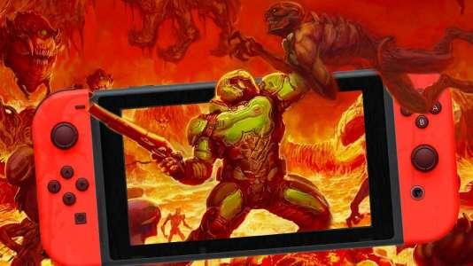 « Doom» est la première adaptation d'un jeu PS4 et Xbox One à gros budget sur Switch.
