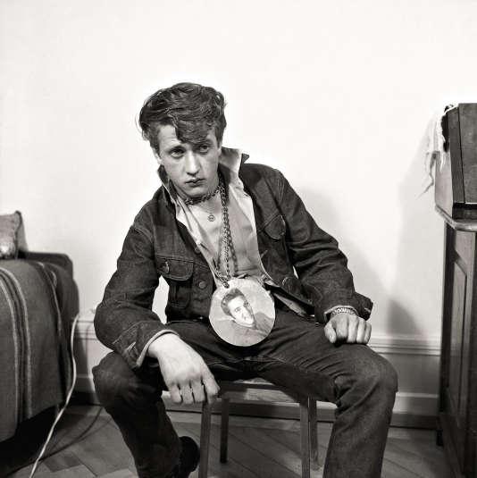 Portrait par Karlheinz Weinberger en 1961.