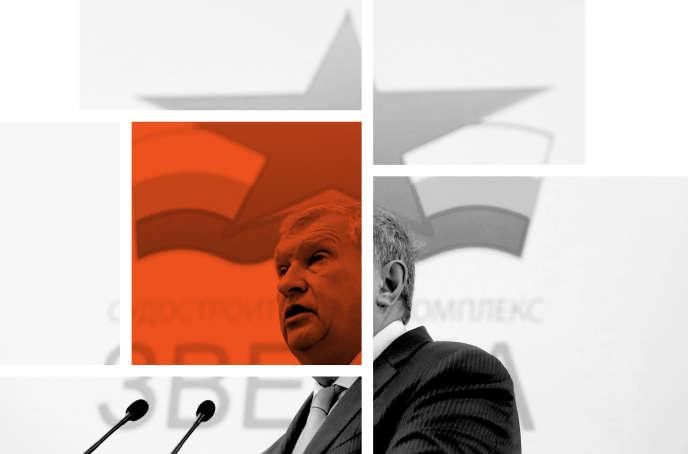 Igor Setchine, l'un des hommes les plus puissants et les plus riches de Russie, un fidèle de longue date de Vladimir Poutine, occupant simultanément les fonctions de vice-premier ministre et de président du géant pétrolier public Rosneft.