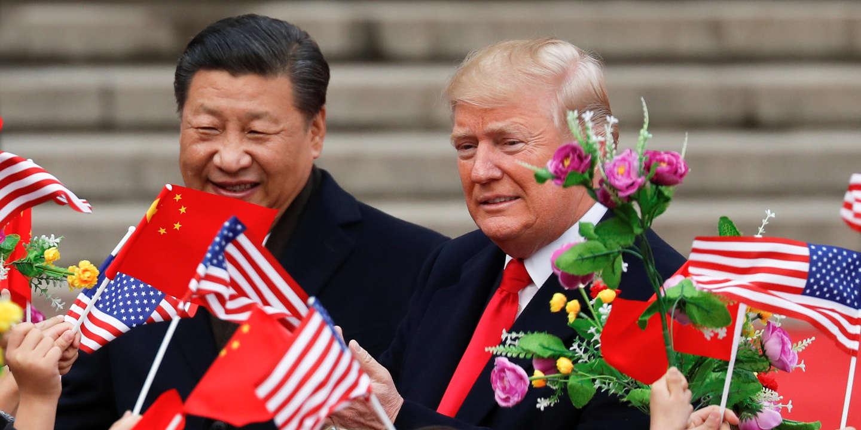« Des deux mains, Xi Jinping vote Donald Trump »