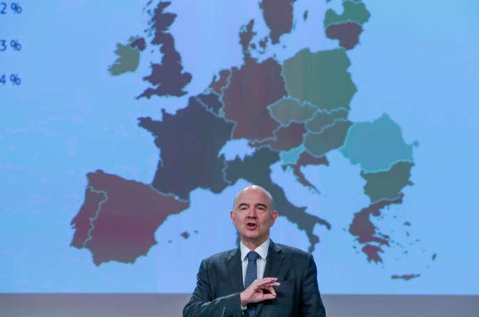 Pierre Moscovici, commissaire européen, plaide pour une ouverture du dispositif Erasmus aux jeunes défavorisés
