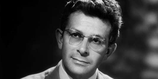 Roger Grenier, en 1960.