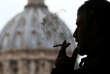 « L'exposition répétée à des films comportant des scènes tabagiques triple à quadruplait le risque d'initiation» (Fumeur à Rome).