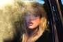 La chanteuse de pop américaine Taylor Swift lors du tournage de son dernier clip vidéo, à Londres, le 15 octobre.
