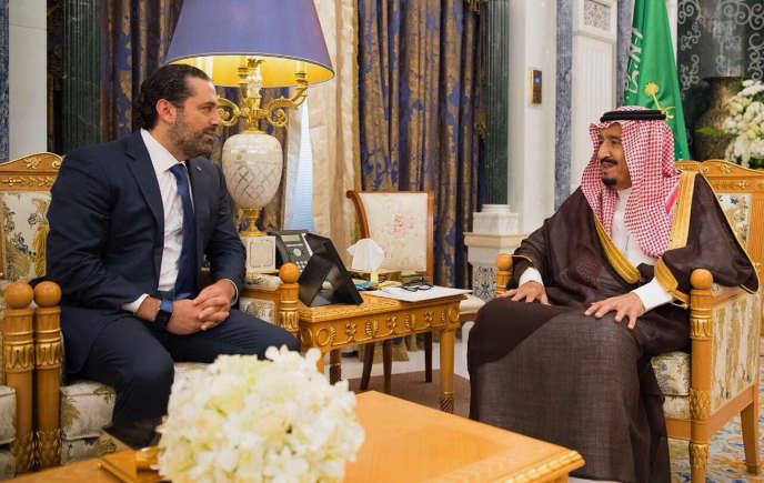 Saad Hariri a annoncé, samedi 4 novembre, sa démission du poste de premier ministre depuis l'Arabie saoudite