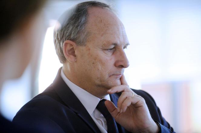 Philippe Monloubou, président du directoire d'Enedis (ex-ERDF), à Toulouse, le 17 avril 2014.