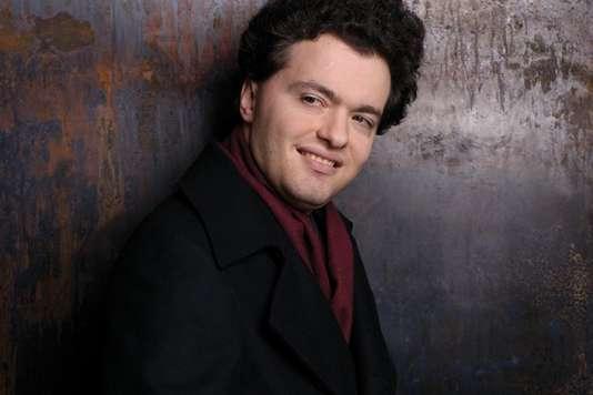 Le pianisteEvgueny Kissin.