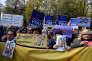 Manifestation de soutien à Carles Puigdemont, le 12 novembre à Bruxelles.