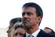 Former French Prime Minister Manuel Valls attends a ceremony at Paris 11th district town hall, France, November 13, 2017, during ceremonies held for the victims of the Paris attacks which targeted the Bataclan concert hall as well as a series of bars and killed 130 people. REUTERS/Philippe Wojazer
