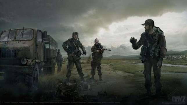 « DayZ», variante post-apocalyptique et survivaliste de la simulation militaire«ArmaII».