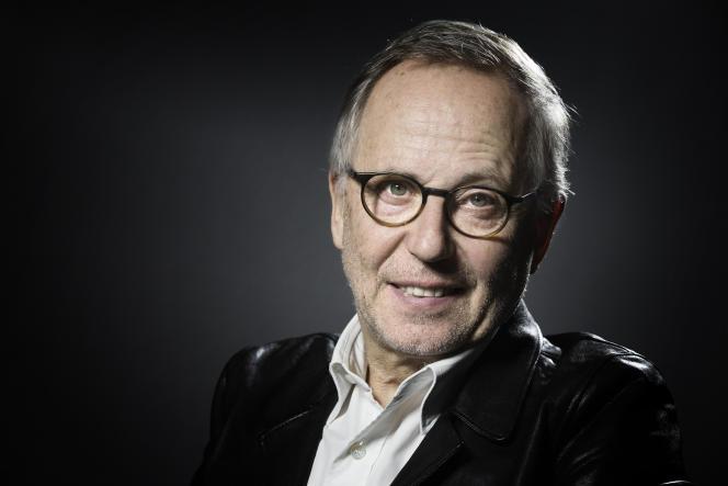 Fabrice Luchini, à Paris en janvier 2017.