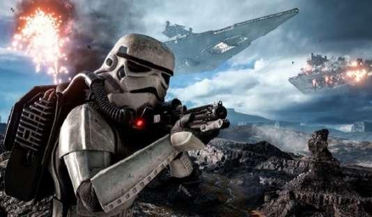 Un stormtrooper dans«Star Wars: Battlefront2», qui sort le 17novembre.