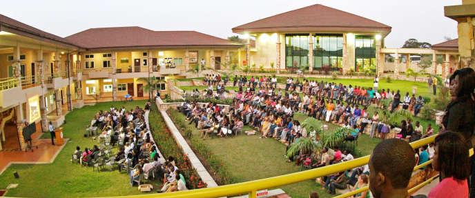 A 30 kilomètres d'Accra (Ghana), l'université Ashesi, fondée par Patrick Awuah, accueille 900 étudiants. Ashesi University