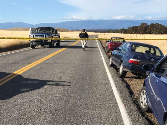 Au moins quatre personnes sont mortes, mardi, dans une fusillade à Tehama, en Californie, aux Etats-Unis.