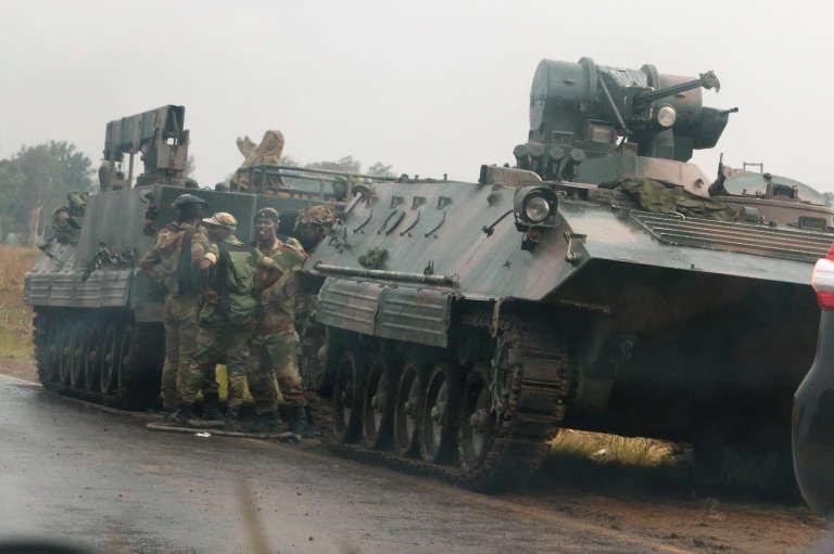 Les militaires tentent de neutraliser l'ambitieuse Grace Mugabe (ANALYSE) — Zimbabwe