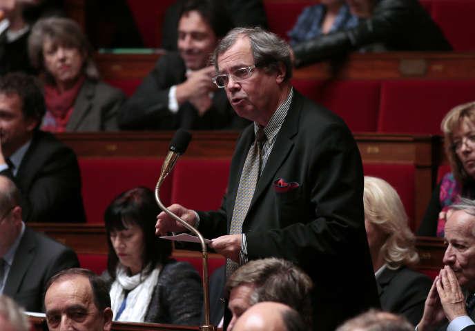 Le député LREM du Calvados, Alain Tourret, a été nommé par François de Rugy à la commissiondu secret de la défense nationale (CSDN).