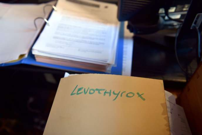 Le tribunal de grande instace de Toulouse a ordonné pour la première fois l'expertise médicale des patients disant souffrir d'effets secondaires de la nouvelle formule du Levothyrox, en novembre 2017.