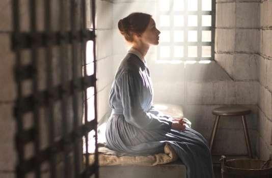 Sarah Gadon dans «Alias Grace».