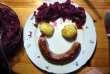 Manger sain, ou pas, mais de toute façon dans la joie.