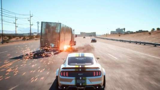 «Need for Speed: Payback», un des nombreux jeux auxquels Virtuos a collaboré.