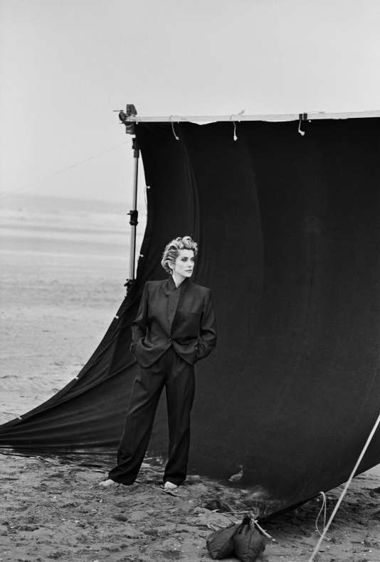 Catherine Deneuve, 1991.