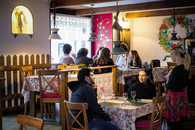 Restaurant Med Malina.