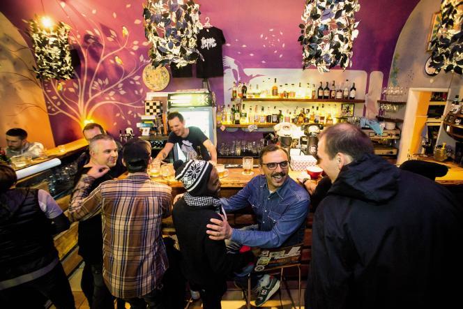 Le bar Pokhoi.