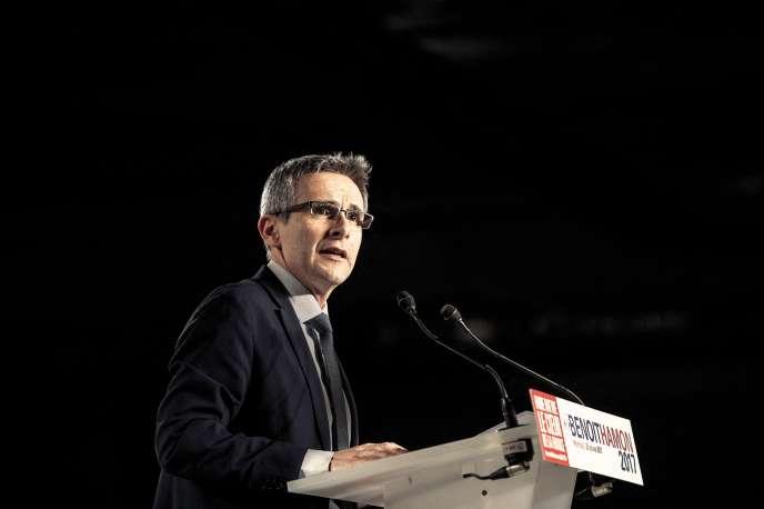 Stéphane Troussel est président du conseil départemental de Seine-Saint-Denis.