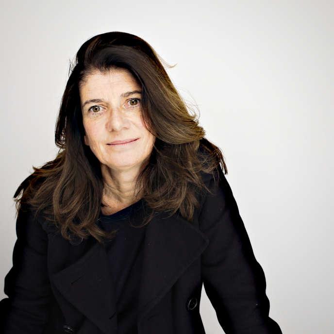 Ariane Chemin, journaliste au « Monde ».