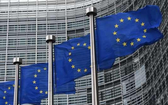 Commission européenne, à Bruxelles, le 22 septembre 2014.