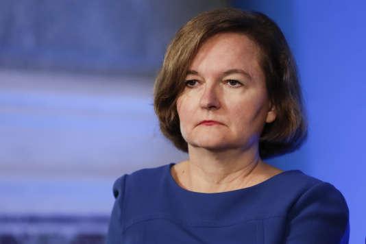 Nathalie Loiseau, ministre des affaires européennes, en juillet.