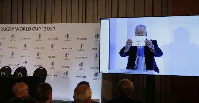 Bill Beaumont, président de World Rugby, a assuré que la Coupe de monde de rugby 2023 en France serait«une réussite».
