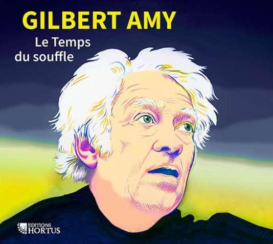 Pochette de l'album« Le Temps du souffle», de Gilbert Amy.