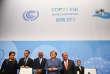 Emmanuel Macron et Angela Merkel, à la COP23 à Bonn (Allemagne), le 15 novembre 2017.