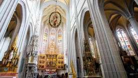 La cathédrale Sainte-Elisabeth.