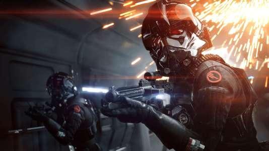 Le mode multijoueur de«Battlefront II» permet aux joueurs d'incarner des soldats de base mais aussi certains des héros des films. A condition de les débloquer au préalable.