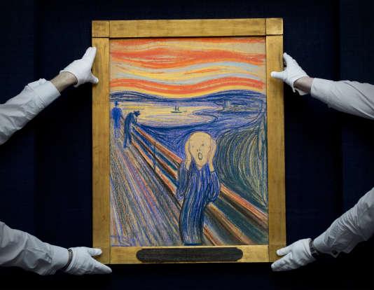 « Il n'y a pas que le monde professionnel qui semble fermer ses portes aux personnes atteintes de schizophrénie. Trouver un logement à louer par exemple s'apparente parfois à un parcours du combattant.» (« Le Cri», d'Edvard Munch).