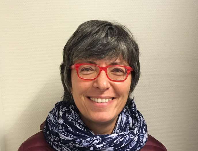 Nadine Cattan, géographe au CNRS
