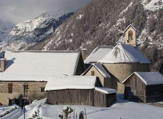 La Serre-Eyraud est un joli petit village de montagne, à 1480 mètres d'altitude.