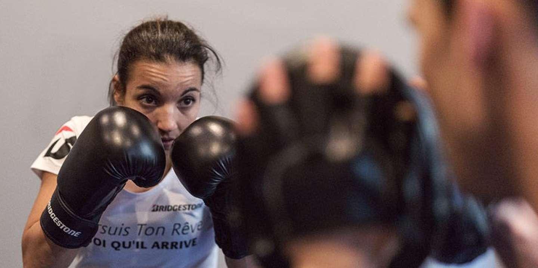 Sarah Ourahmoune, médaillée olympique de boxe : « On doit prendre notre place sans attendre qu'on nous la donne »